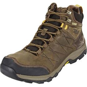 Teva Arrowood Riva Mid WP Shoes Men brown